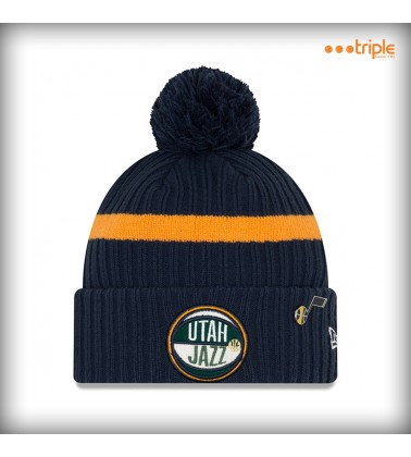 NBA19 DRAFT KNIT JAZZ