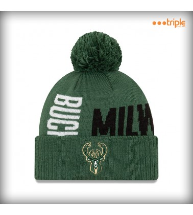 NBA19 TIPOFF SERIES KNIT BUCKS
