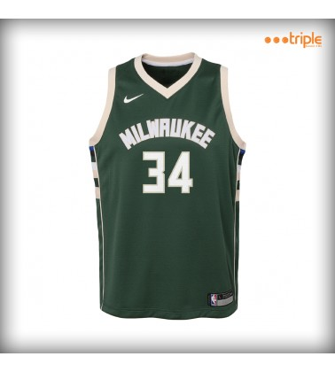 SWINGMAN JERSEY BUCKS...