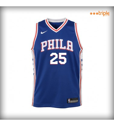 SWINGMAN ICON JERSEY 76ERS...