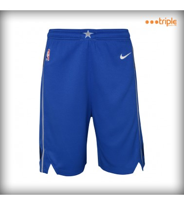 SHORTS NBA BAMBINO DALLAS MAVS