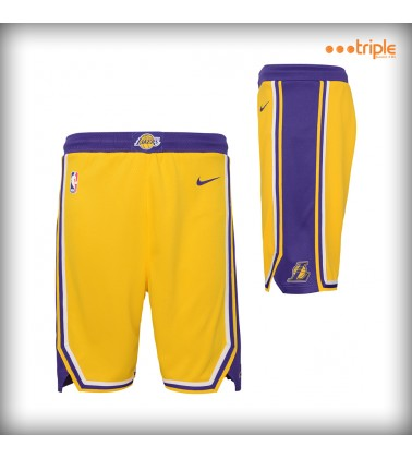 SWINGMAN SHORTS LAKERS KID