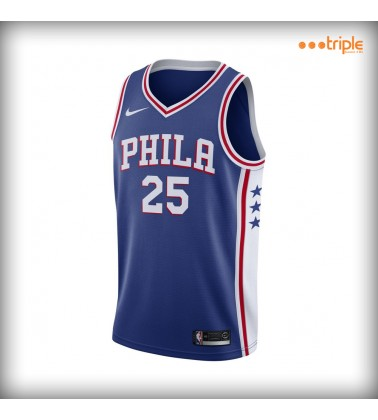 76ERS ICON JERSEY - SIMMONS