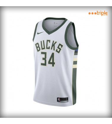 BUCKS SWINGMAN JERSEY...