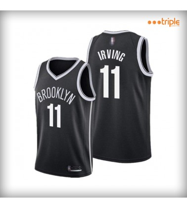 SWINGMAN JERSEY NETS IRVING...