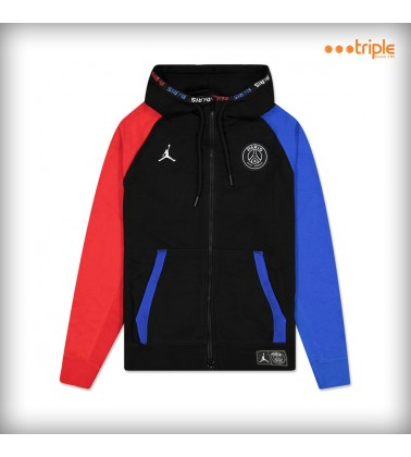 JORDAN PSG FLEECE FULLZIP