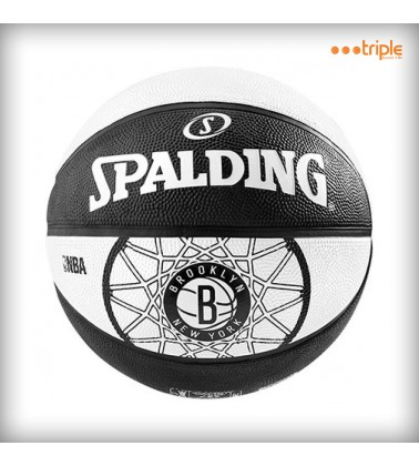 BROOKLYN NETS BALL - SIZE 5
