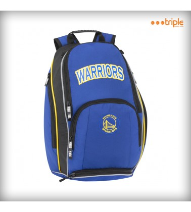 ZAINO ORGANIZER NBA WARRIORS