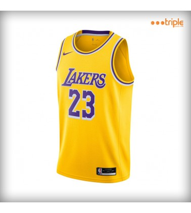 LAKERS SWINGMAN JERSEY ICON...