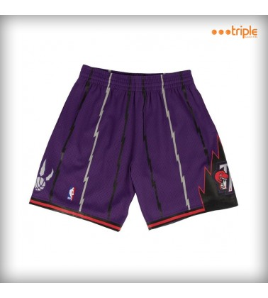 RAPTORS SWINGMAN SHORTS