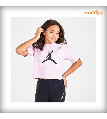 JORDAN HIGHLIGHTS TEE GIRL