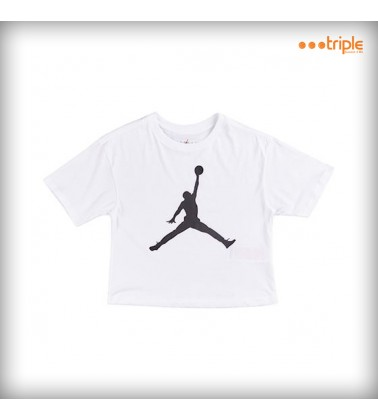 JORDAN GIRL GRAPHIC TEE