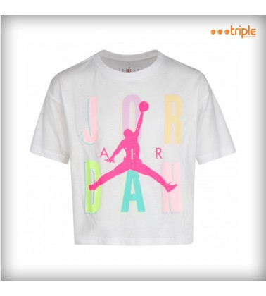 JORDAN GIRL SWEET & TREATS TEE