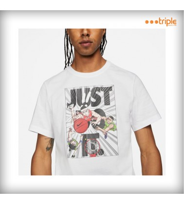 JUST DO IT MANGA T-SHIRT
