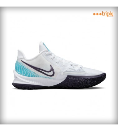KYRIE LOW 4 WHITE LASER