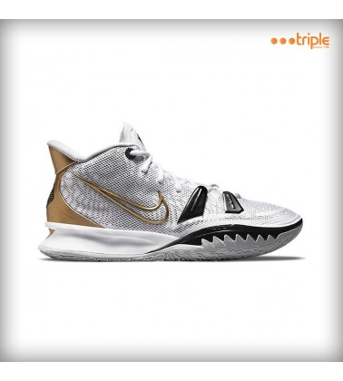 KYRIE 7 WHITE GOLD