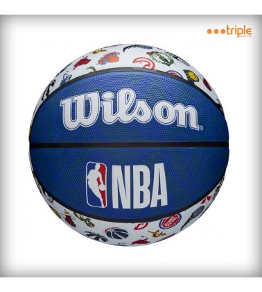 NBA ALL TEAM RUBBER SIZE 7